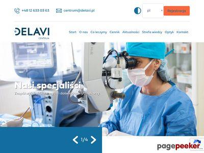 Klinika okulistyczna Centre de la Vision