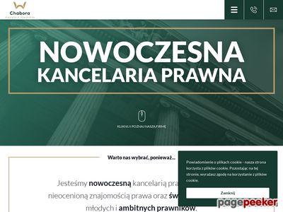 Kancelaria Adwokacka Wioleta Chabora