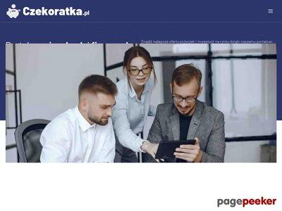 Pożyczka na dowód - czekoratka.pl