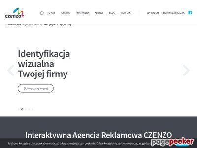 Marketing i reklama w sieci - CZENZO