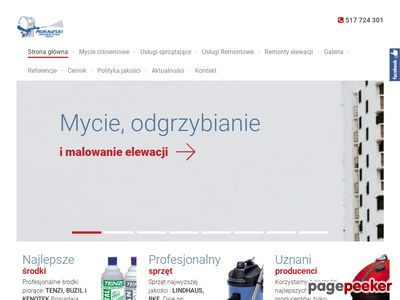 Usługi Ogólnoporządkowe Przemysław Murawski