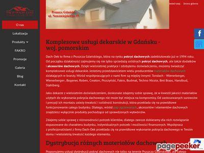 Www.dachdek.com.pl