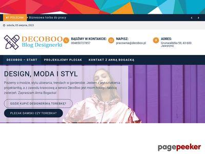 Decoboo - fototapety, nalepki i obrazy
