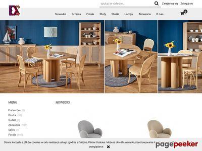 Miniaturka Design-Store sklep meblowy