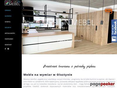 Designmebel - kuchnie na wymiar Olsztyn