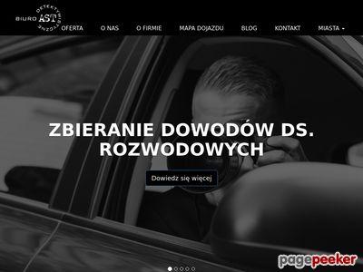 AST Biuro Detektywistyczne Poznan