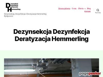 DDD Hemmerling - likwidacja moli