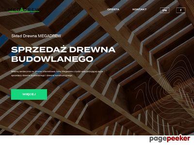 Megadrew - pokrycia dachowe Łódź