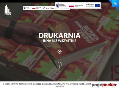 Legra - drukarnia w Krakowie