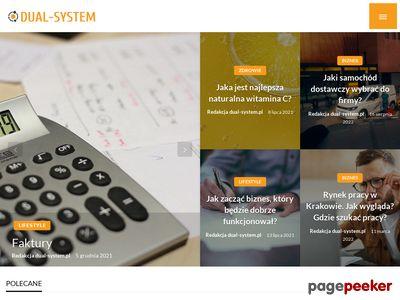 DualSystem - tworzenie serwisów www