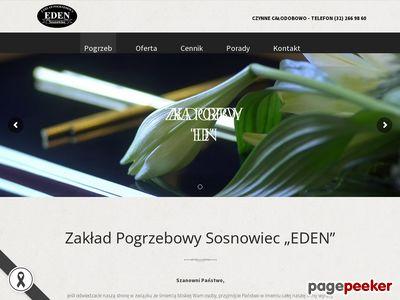 Zakład Pogrzebowy Eden Sosnowiec
