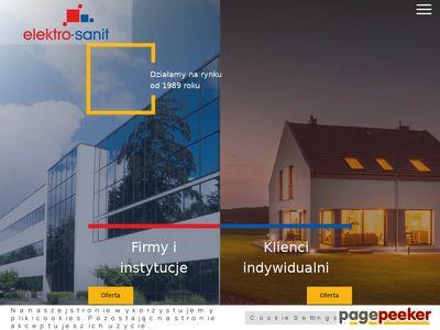 Elektro-Sanit - pompy ciepła w Elblągu