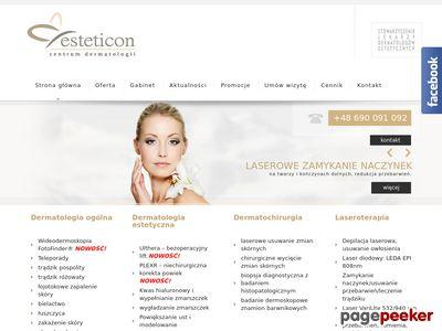 Mezoterapia igłowa Szczecin