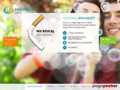 Klinika i Ośrodek Badań nad Nikotynizmem Free Forever