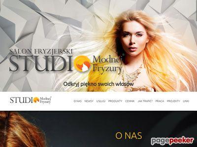 Studio Modnej Fryzury Marcin Wójcik