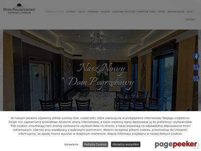 Dom Pogrzebowy Marcin Gąsowski, Katarzyna Gawrylik S.C.