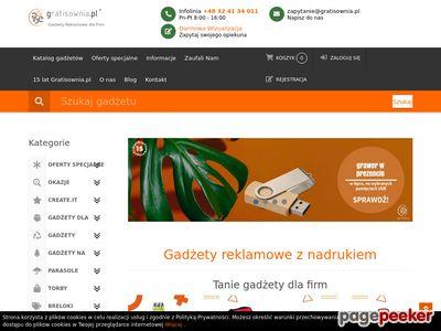 Gratisownia.pl - Gadżety reklamowe