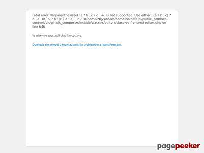 Agencja SEO HEFE Zbigniew Dróżdż
