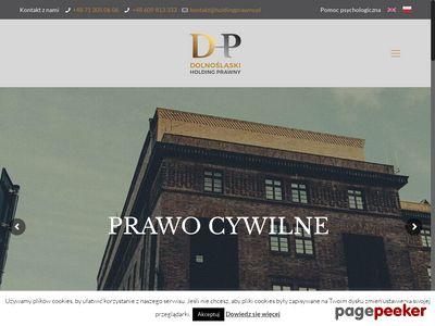 Dolnośląski Holding Prawny Sp. z o.o.