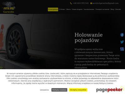 Auto-Hol - holowanie 24h Garwolin