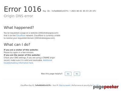 1001drobiazgow.com