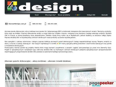 panele ażurowe - http://4design.com.pl