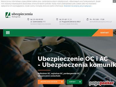 Multiagencja Ubezpieczeniowa Szczecin 4ubezpieczenia