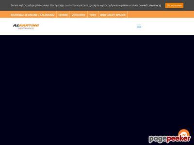 Wieczory kawalerskie Warszawa w A1Karting.pl