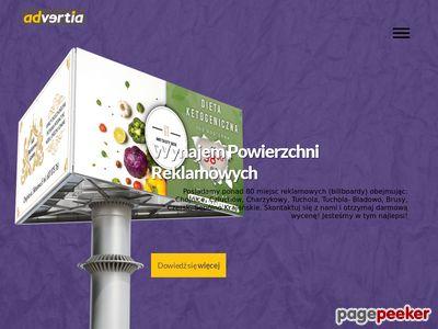 Www.advertia.pl - druk reklamowy