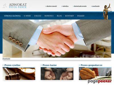 Adwokat Piotr - Adwokat Warszawa - rozwody