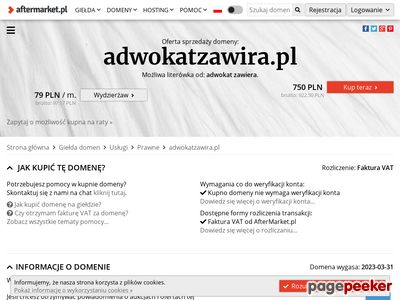 Adwokat Zakopane