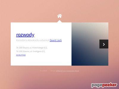 Adwokat Nowy Targ