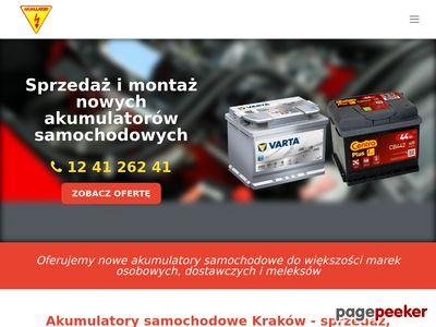 MĄSIOR ROMAN Akumulatory centra Kraków
