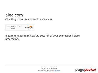 Elektroniczne przetargi - Aleo.pl