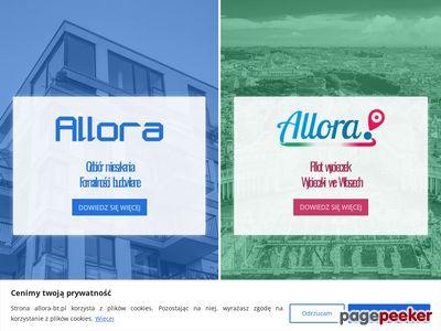 Allora - wyjazdy na Litwę i do Włoch