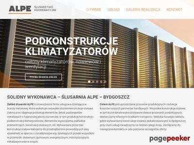 Alpe.pl : fachowa ślusarnia