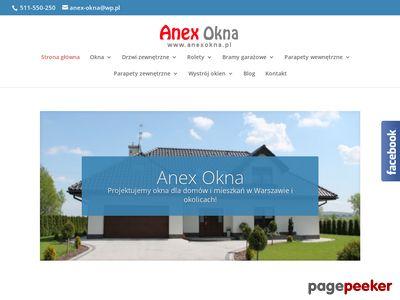 Anex Anna Łukasiewicz