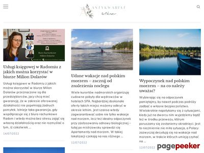 Cenne antyki Szczecin
