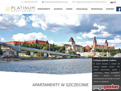 Apartamenty Szczecin – wwww.apartamentywszczecinie.pl