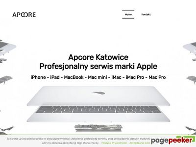 Apcore - Naprawa Iphone