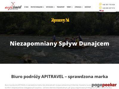 Spływy kajakowe - kajaki - Grzegorz Magdalenowo