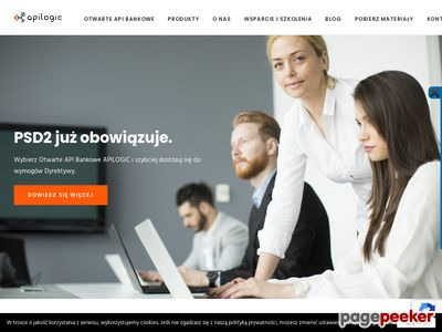 Apilogic - Otwarte API Bankowe