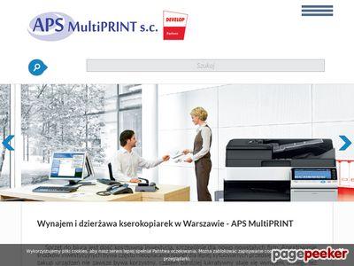 Oprawa prac dyplomowych : apsmultiprint.pl