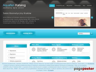 Profesjonalny katalog www