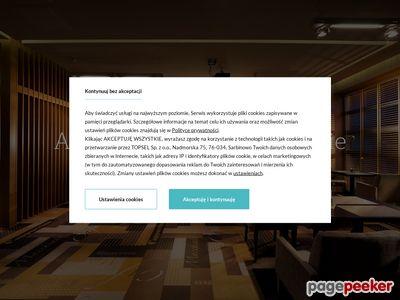 Apartamenty Mielno