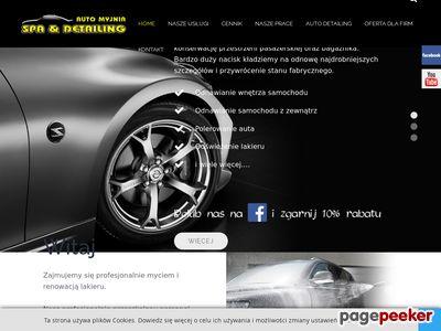 automyjniaspa.pl - Detailing Kraków
