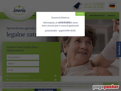 Avoria.pl - opiekunki w Niemczech