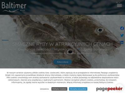 Hurtownia ryb - Baltimer