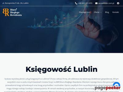 BBR Biuro Rachunkowe Lublin