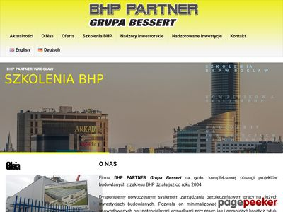 Szkolenia Bhp Wrocław   BHP Partner